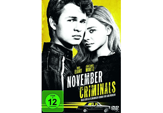 November Criminals - (DVD)