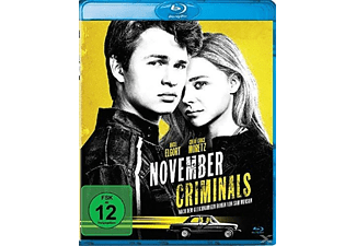 November Criminals - (Blu-ray)
