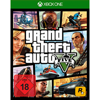 GTA 5 - Grand Theft Auto V [Xbox One]