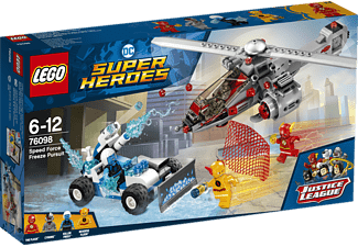 LEGO Speed Force Freeze Verfolgungsjagd (76098)
