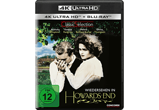 Wiedersehen in Howards End - (4K Ultra HD Blu-ray + Blu-ray)