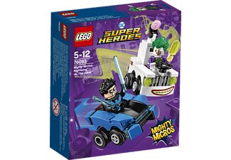 LEGO Mighty Micros: Nightwing™ vs. The Joker™ (76093) Bausatz