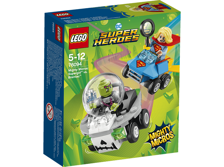 LEGO  Mighty Micros: Supergirl™ vs. Brainiac™ (76094) Bausatz | 05702016110487