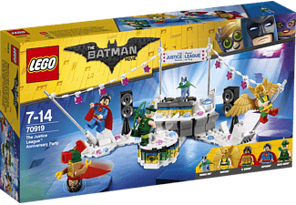 LEGO The Justice League™ Anniversary Party (70919)