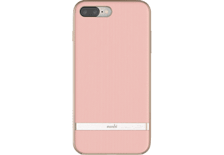 MOSHI Vesta Handyhülle, Pink, passend für Apple iPhone 7 Plus, iPhone 8 Plus