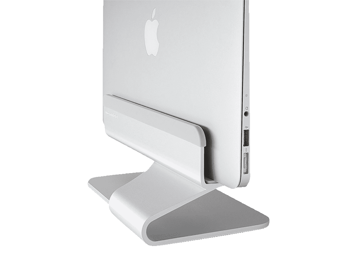 RAIN DESIGN mTower Notebook Stand Silber