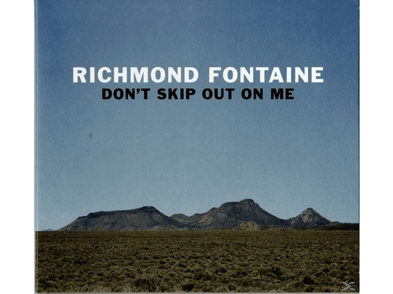 Richmond Fontaine - Don't Skip Out On Me [CD]