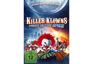 Killer Klowns from Outer Space - (Blu-ray + DVD)