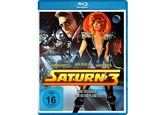 Saturn 3 / Star Crash - Hollywood Star Movies - (Blu-ray)