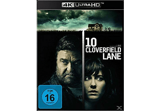 10 Cloverfield Lane - (4K Ultra HD Blu-ray + Blu-ray)