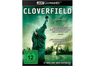 Cloverfield - (4K Ultra HD Blu-ray + Blu-ray)