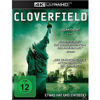 Cloverfield [4K Ultra HD Blu-ray + Blu-ray]