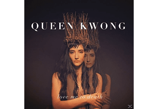 Queen Kwong - Love Me To Death - (CD)