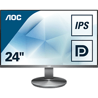 AOC I2490VXQ/BT  Full-HD Office Monitor (4 ms Reaktionszeit, 60 Hz)