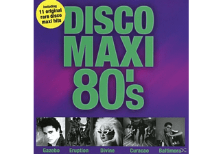 VARIOUS - Disco Maxi 80's Vol.1 - (CD)