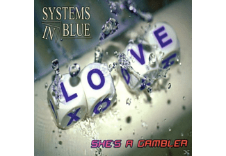 Systems In Blue - She's a Gambler - (CD)