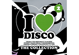 CD - I Love Disco Collection Vol.2