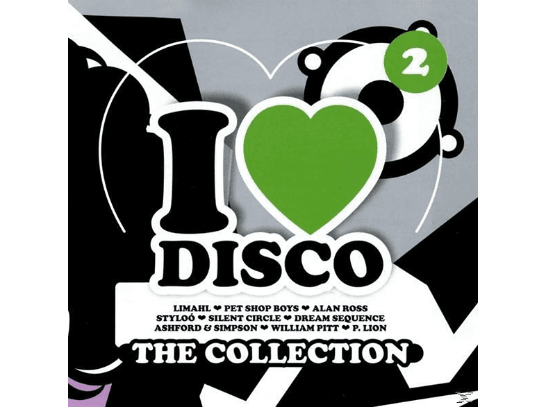 VARIOUS - I Love Disco Collection Vol.2 [CD]