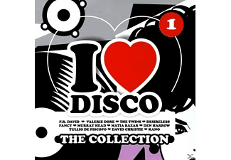 VARIOUS - I Love Disco Collection,Vol.1 - (CD)