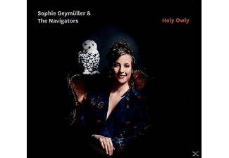 Sophie Geymüller & The Navigators - Holy Owly - (CD)