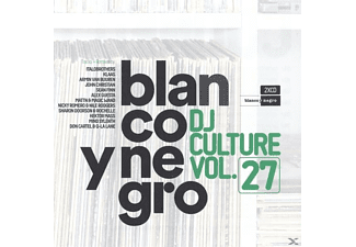 CD - Blanco Y Negro DJ Culture Vol.27