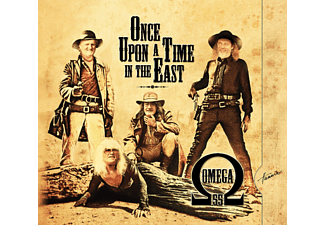 Omega - Once upon a time in the east (CD)