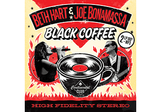 Beth Hart & Joe Bonamassa - Black Coffee (Vinyl LP (nagylemez))