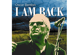 Oscar Benton - I Am Back (CD)