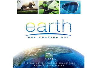 Alex Heffes - Earth: One Amazing Day (Ost) - (CD)