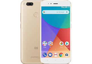 Xiaomi mi a1 64gb gold saturn
