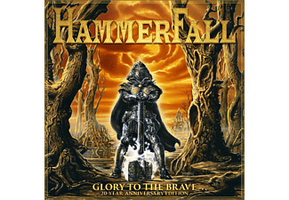 Hammerfall - Glory To The Brave 20 Years Anniversary Edition (Vinyl LP (nagylemez))