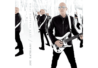Joe Satriani - What Happens Next - (CD)