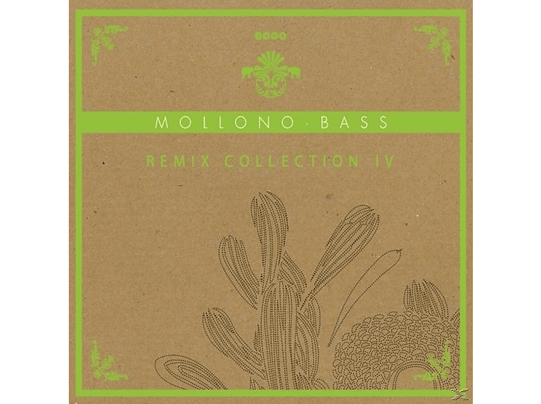 Mollono Bass - Remix Collection IV [CD]