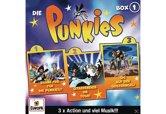 SONY MUSIC ENTERTAINMENT (GER) 01/3er Box (Folgen 1,2,3)