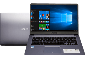 "ASUS VivoBook S15 S510UA-BQ481T szürke notebook (15,6"" FullHD/Core i5/8GB/128GB SSD+1TB HDD/Windows 10)"