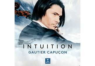 Gautier Capucon, Orchestre De Chambre De Paris, Jerome Ducros - Intuition - (CD + DVD Video)