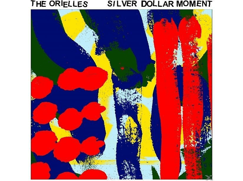 The Orielles - Silver Dollar Moment [CD]