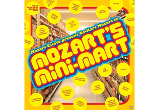 Go-kart Mozart - Mozart's Mini-Mart (Coloured Inner Bag+24''Poster) - (Vinyl)