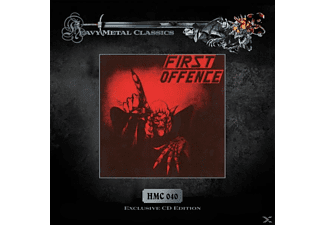 First Offence - First Offence - (CD)