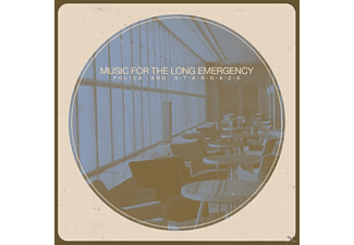 Polica And S T A R G A Z E - Music For The Long Emergency - (CD)