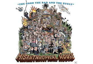 GOOD, THE BAD AND THE ZUGLY, THE - Misanthropical House - (Vinyl)