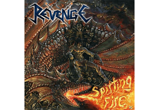 Revenge - Spitting Fire - (CD)