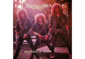 Destruction - Sentence Of Death - (CD)