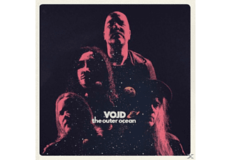 Vojd - The Outer Ocean (Elctric Blue Vinyl,Insert) - (Vinyl)