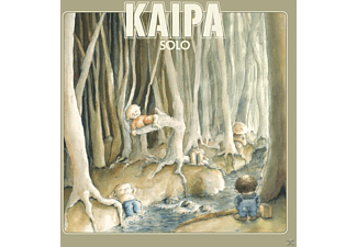 Kaipa - Solo (Ltd.Edition Black Vinyl+CD) - (LP + Bonus-CD)