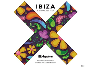 VARIOUS - Deepalma Ibiza-Winter Moods - (CD)