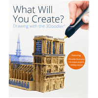 WOBBLEWORKS What Will You Create? - 3Doodler Create Buch
