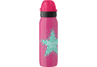 EMSA 518378 Iso2Go Trinkflasche, Pink
