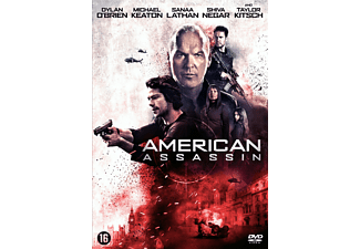 American Assassin DVD