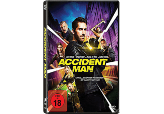Accident Man - (DVD)